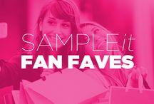 SAMPLEit Fan Faves