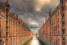 Hamburg / by Jan Vlamynck