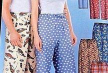 Sewing Pajamas