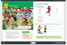 2º Naturales Unidades Didácticas / Material complementario para el desarrollo de las Unidades Didácticas de Ciencias de la Naturaleza de 2º Nivel de Educación Primaria. Juegos, actividades interactivas y materiales didácticos.