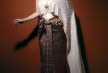 Thai ancient dress