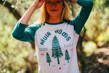 Rad Parks: Muir Woods National Monument / Muir Woods Inspo