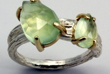 Jewelry- Rings / by Diana Paris