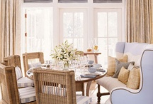 Dining Rooms / by Kristin Zaremba