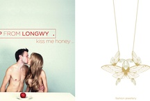 """Kiss Me Honey!"" / SS 2012 jewellery collection."