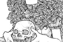 illust(art)ion / by Rumblin Rosita