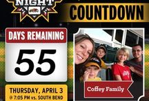 2014 Opening Day Countdown / Opening day for your Bowling Green Hot Rods is Thursday April 3rd!