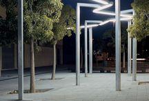 Illuminazione piazza