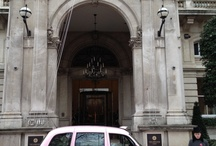 Our Pink Taxi Around The World / by The Langham Hotels and Resorts