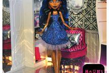 Monster High und Barbie