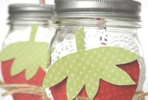 Strawberry Decorations