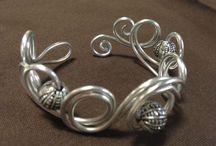 bijoux fil alu