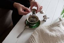 Na drutach | Knitting - moje owoce
