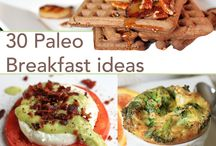 Healthy breakfast ideas, recipes