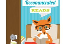 Tween Recommended Reads / Great lists of good books for 8- to 12-year-olds