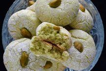 Amaretti pistache