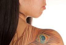 tattoos / by Paula Nazal Selaive