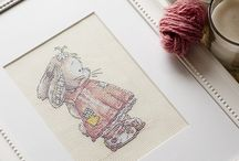 _MY EMBROIDERY_ / crossstitch