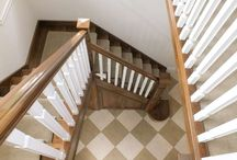 Traditional Hardwood Staircases