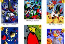 """Reprodução Obras / Geladeria """"A sua geladeira vira galeria de arte"""""""