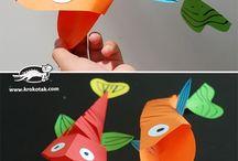 Tap origami