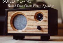 Audio projekty