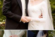 Twilight wedding theme