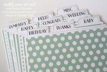 Tin of cards