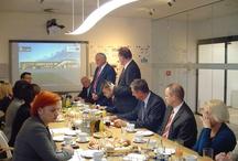 Spotkanie z Walterem Tschischka - Prezydentem Izby Rzemieślniczej