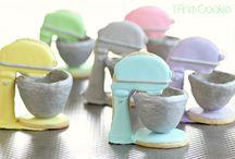 3-D Cookies