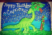 William's 1st Birthday  / by Cilla Billa
