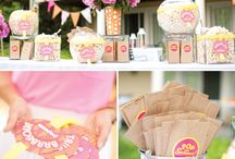 Party Ideas / by BeautifulBlueBrides