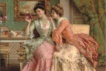 Moda In Stile Vittoriano