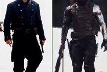 Sergeant 'Bucky' Barnes