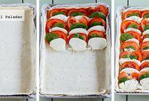 pitzza mosarela espinacas y tomate