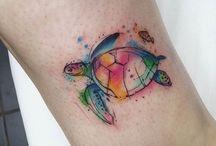 Ocean Tattoo!