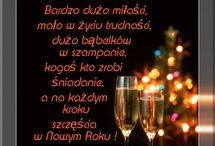 Życzenia na każdą okazję!