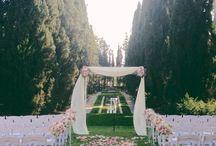 Wedding by Color: Pink Ombre, Cream, Midnight Blue / #pink #ombre #pinkombre #cream #pinkandcream #wedding #pinkandcreamwedding #indianwedding #indianweddings #weddings #sjsevents #sonaljshah #sonaljshahevents #sjs #sjsbook www.sjsevents.com/