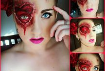 My Work <3 / A collection of some of my makeup looks ☺