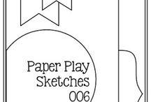 Card Idea - Sketches