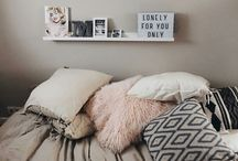 Rooms ideas / Tumblr room ideas❤!❤