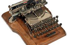 Máquinas de escribir / Typewriter