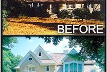 BEFORE & AFTER / by Somethin' Salvaged