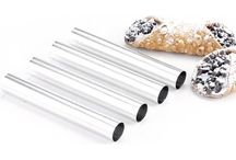 CANNOLI FORMS S/STEEL