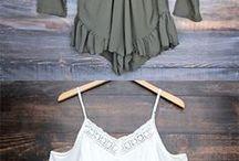Fashion & Outfit Ideas