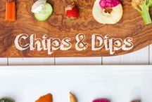 Chips and Dip / Some recipes are from my book Chips & Dips. This book is all about easy, fast, healthy, plant-based recipes that will change the way you snack. Gluten-free, dairy-free, plant-based, affordable and delicious sweet and savory chips and dips for everyone. Have fun dipping!