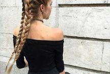 Cabelos|Hair|Inspiração