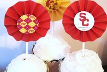 USC {University of Southern California} / by Angry Julie Monday