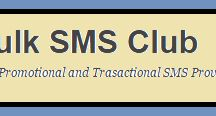 Best Bulk Sms services In India / Bulk sms ( http://bulksmsclub.com ) become more important when it is required to spread the information in the crowd. The transactional sms and promotional sms both have its own role. The Bulk SMS Club Indore offers best bulk sms services in Indore as well as in all over India.
