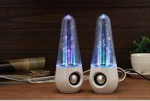 Lava speakers